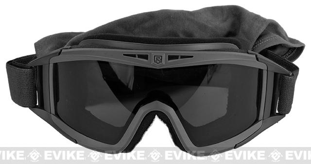 Revision Desert Locust Extreme Weather Basic Goggles - Black (Smoke)