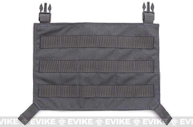 LBX Tactical Fast-Clip Modular Panel - Wolf Grey