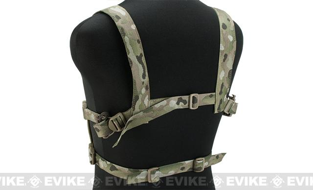 HSGI MPC Modular Plate Carrier- Multicam (Medium Carrier / X-Large Sure Grip)
