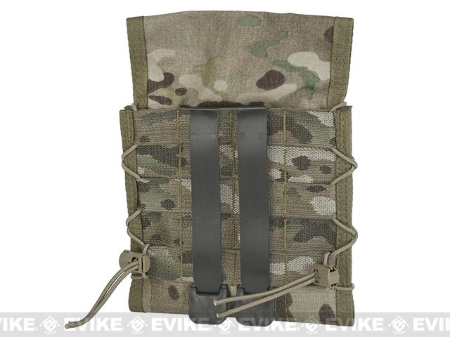 HSGI Adjustable Side Armor Plate Pouch (Pair) - Multicam