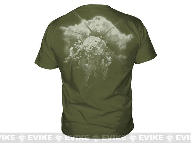 z 5.11 Tactical Little Bird T-shirt - OD Green / Medium