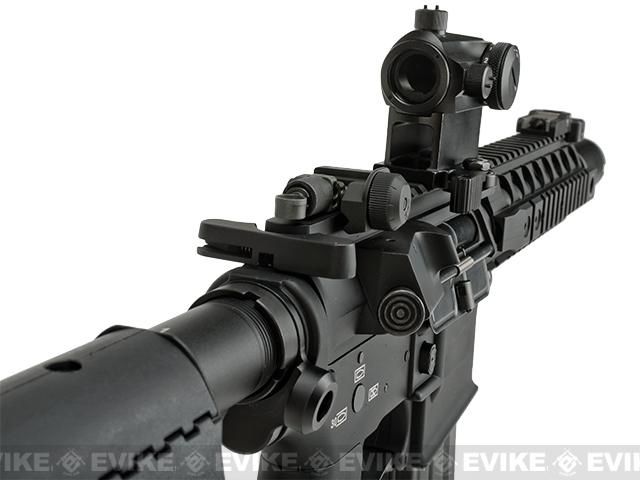 G&P LMT 7 M4 SBR CQB Airsoft AEG Rifle (Package: Add Battery + Charger)