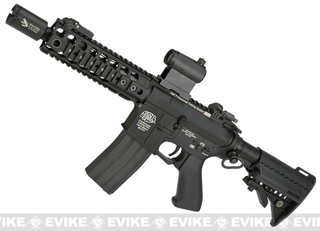 G&P LMT 7 M4 SBR CQB Airsoft AEG Rifle (Package: Gun Only)
