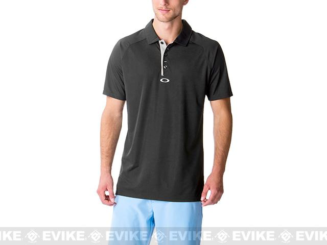 Oakley Short Sleeve Elemental 2.0 Polo - Black / X-Large