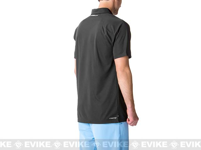 Oakley Short Sleeve Elemental 2.0 Polo - Black / Large