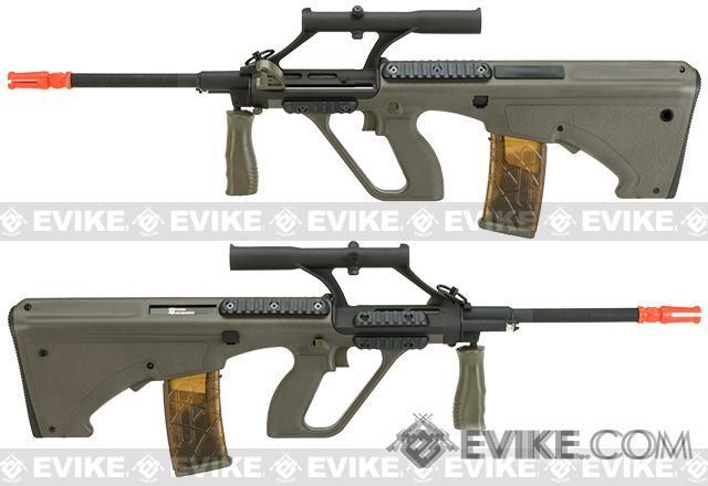 Pre-Order ETA June 2017 APS Newest Generation Kompetitor Advanced AUG KU MIL Airsoft AEG Rifle