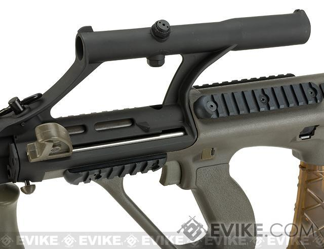 APS Newest Generation Kompetitor Advanced AUG KU MIL Airsoft AEG Rifle