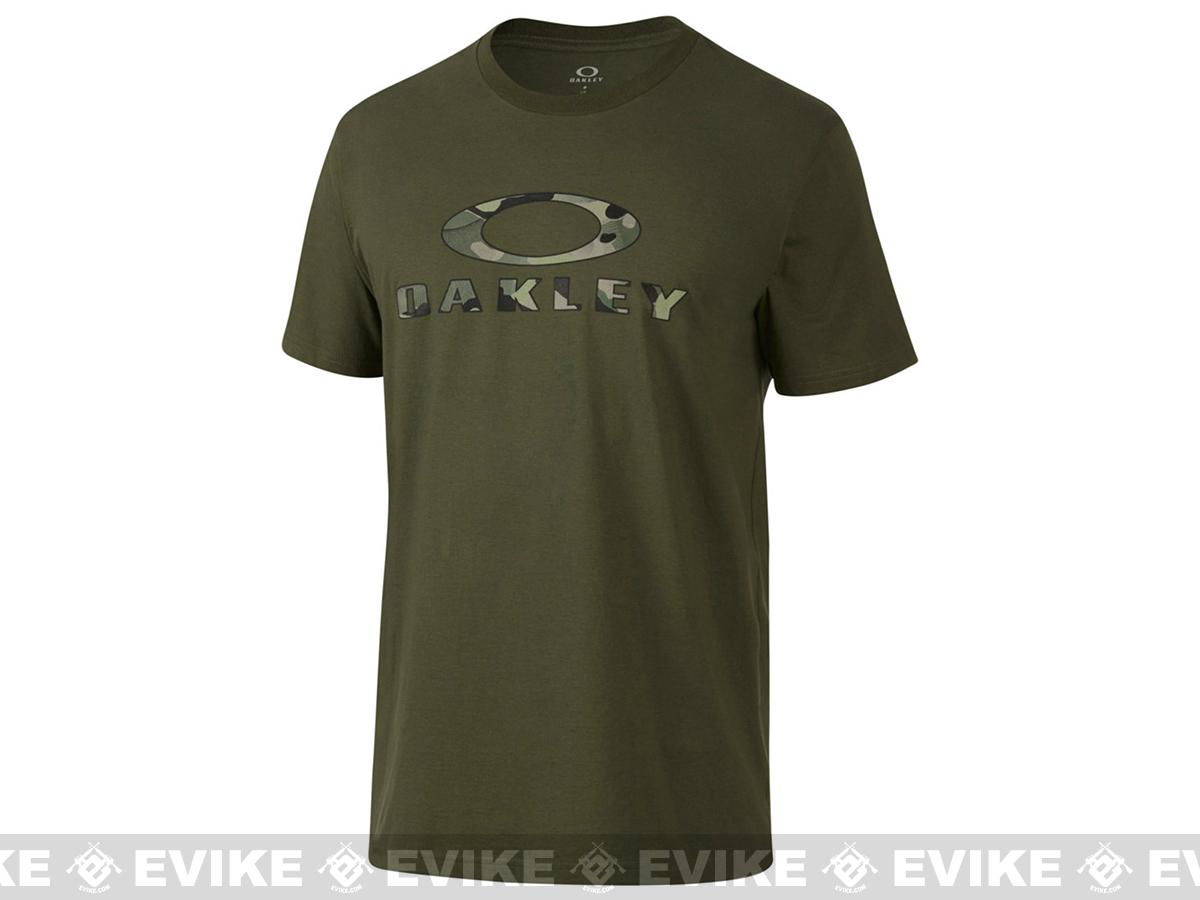 Oakley Stealth O T-Shirt - Dark Brush (Size: X-Large)