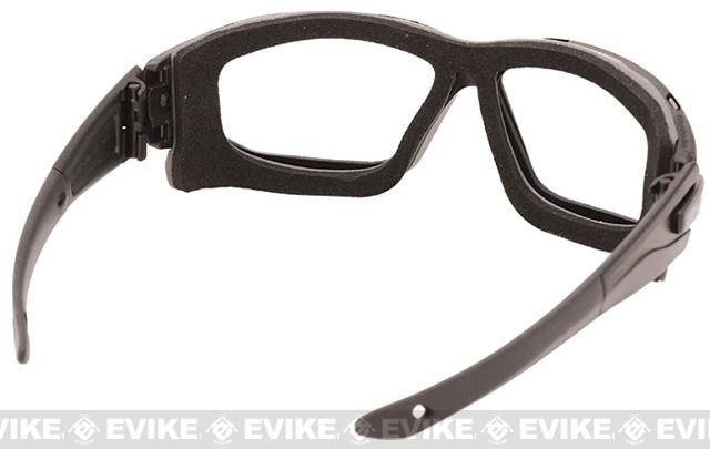 Valken ZULU Tactical Goggles - Black / Clear