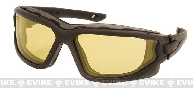 Valken ZULU Tactical Goggles - Black / Yellow