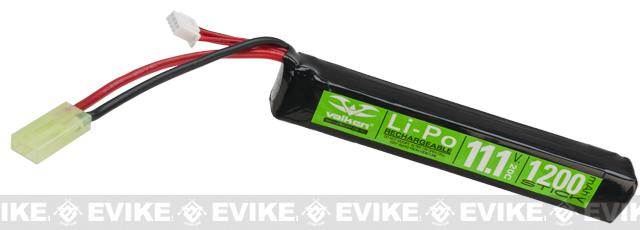 Valken Energy 11.1V 1200mAh 20C High Performance Stick Type Li-Poly Battery