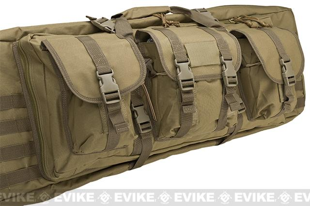 z Valken 36 Tactical Double Rifle Bag - Black