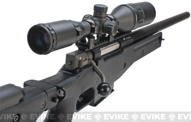 z Accuracy International AW.338 Airsoft Sniper Rifle by ASG