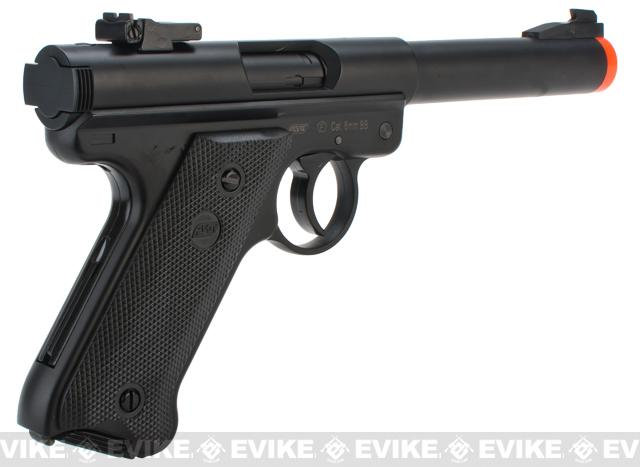 Mark-I High Power Airsoft Gas Pistol w/ Metal Hopup by KJW / ASG