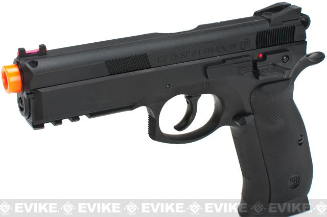 CZ SP-01 Shadow Airsoft Spring Pistol by ASG