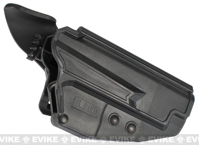 5.11 Tactical ThumbDrive Hardshell Holster by Blade Tech - M&P 5