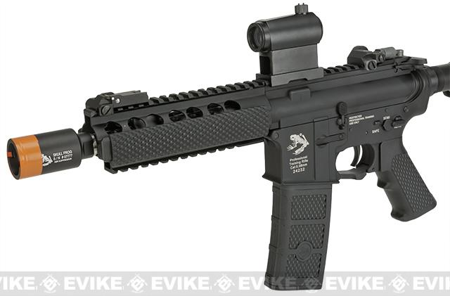 Pre-Order ETA June 2017 G&P Golf Ball Texture M4 CQB SBR Airsoft AEG Rifle (Package: Add Battery + Charger)