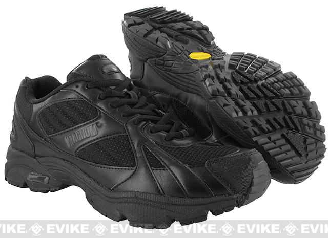 Magnum U.S.T Low Training Shoe - Black (Size: 8.5)