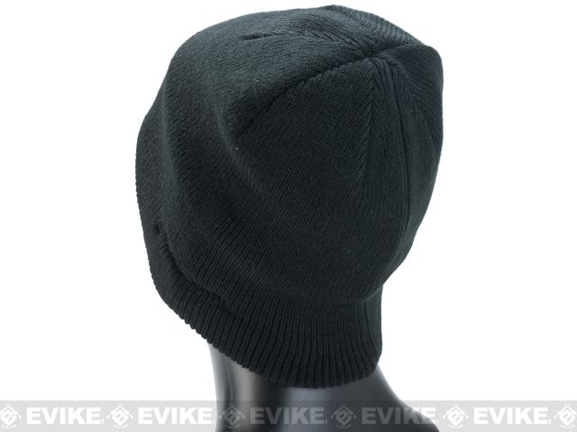 Tenergy Bluetooth Basic Knit Beanie with Built-in Wireless Headphones - Black