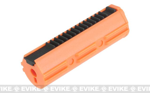 Madbull Airsoft Piston Body PX-02 with full metal teeth - Blaze Orange