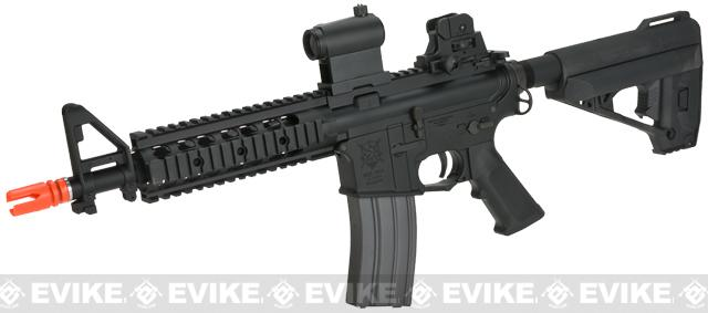 z VFC Full Metal VR16 Fighter CQBR AEG (gen.2) - Black