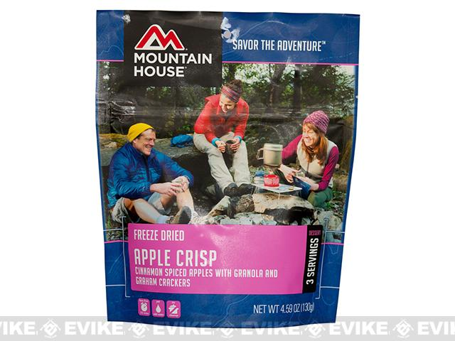 Mountain House Freeze Dried Dessert - Apple Crisp