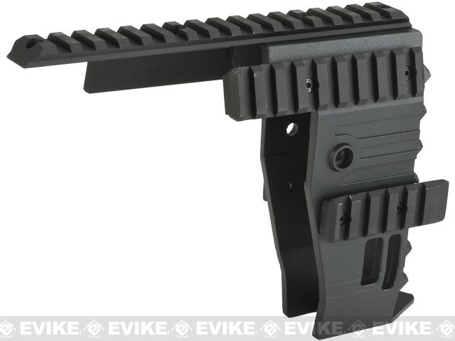 Matrix Swordfish Front End Conversion Kit for Airsoft P90 Series AEG