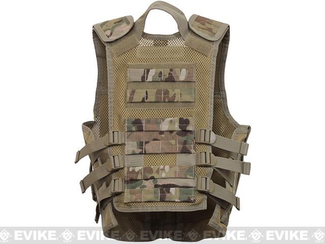 Rothco Childrens Tactical Vest - Multicam