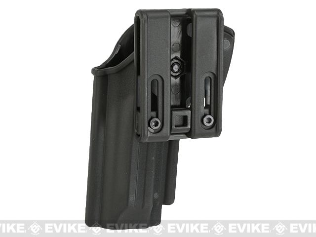 Matrix Hardshell Adjustable Holster for M9 Series Pistols Airsoft Pistols (Mount: Belt Attachment)