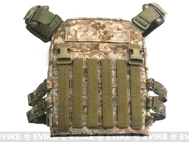 Mission Spec Rigit Kit MOLLE Interface System - Coyote