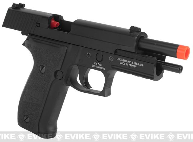 SIG Sauer P226 Airsoft Gas Blowback Pistol by KJW