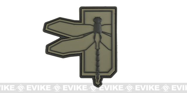 Haley Strategic Partners Dragonfly PVC Patch - OD