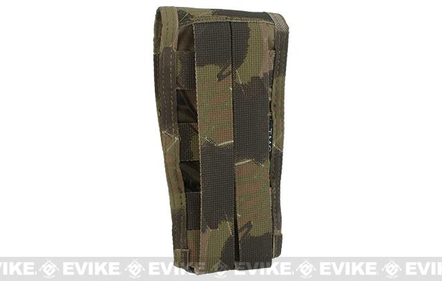 TMC MOLLE Single M4/M16 Magazine Pouch - Woodland Serpent