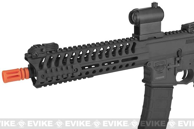 V12 Tactical M4 Optima BLOCK-I Electro-Pneumatic Airsoft Rifle by Valken - Black