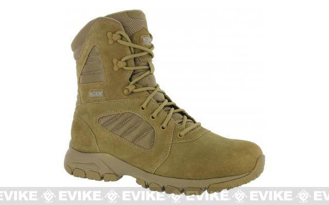 Magnum Response III 8 Side Zip Boot - Desert Tan (Size: 11W)