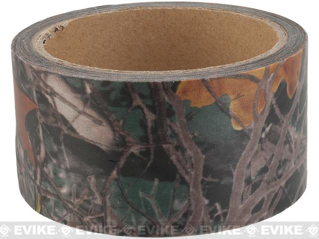 Element Airsoft Camo Tape / Wrap (2 x 393) - Lowland Woods Camo