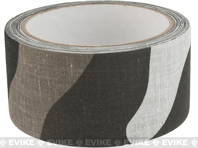 Element Airsoft Camo Tape / Wrap (2 x 393) - Snow Camo