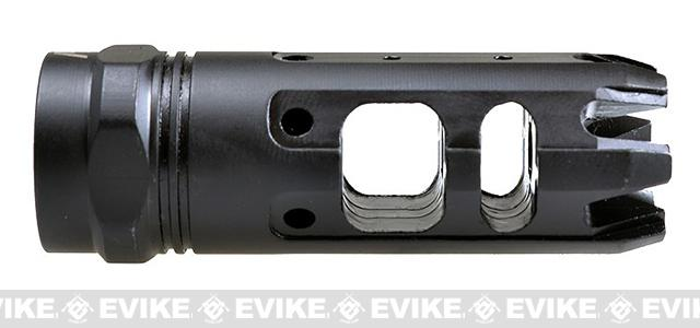 Strike Industries .223 / 5.56 King Comp Dual Chamber Muzzle Brake for AR15 / M4 / M16 Rifles