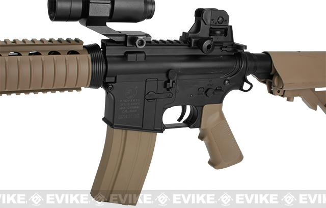 Colt Licensed M4 CQB-R SOPMOD Lipo Ready Airsoft AEG w/ Metal Gearbox (Package: Gun Only)