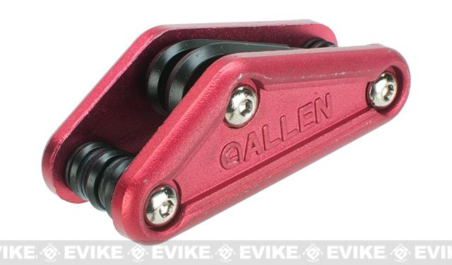 Allen Pro Series Compact 10-in-1 Multi-Wrench Hex Key Set