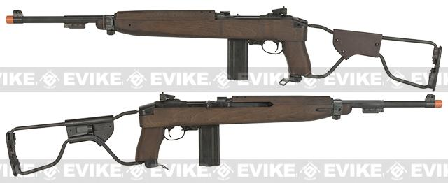 Bone Yard - King Arms CO2 Powered Gas Blowback M1A1 (Store Display, Non-Working Or Refurbished Models)