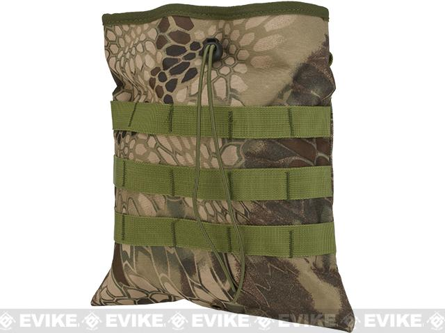 Matrix MOLLE Dump Pouch - Woodland Serpent