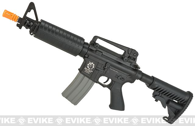 Bone Yard - Javelin / APS Airsoft M4 Electric Blowback AEG Rifle Value Package (Store Display, Non-Working Or Refurbished Models)