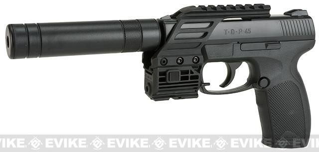 Umarex TD  P45 Tactical 4.5mm Air Pistol by Umarex (.177 cal AIRGUN NOT AIRSOFT)