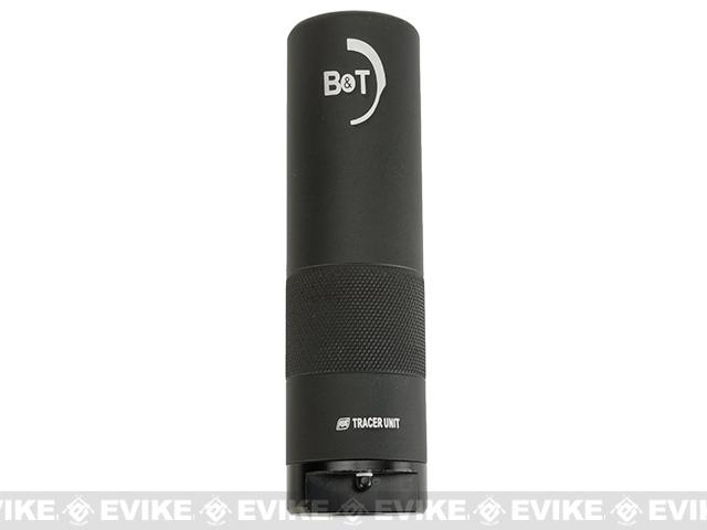 B&T Mock Suppressor Tracer Unit by ASG - Black (14mm - )