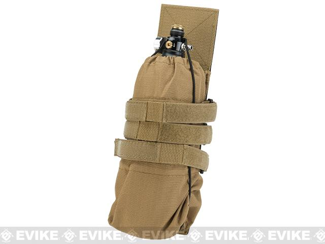 Valken Tactical V-TAC MOLLE Tank Pouch - Universal- Tan
