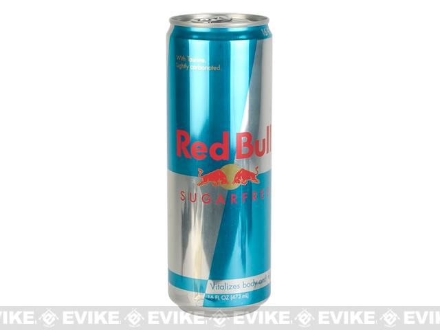 Red Bull Energy Drink 16oz - Sugar Free (Single)