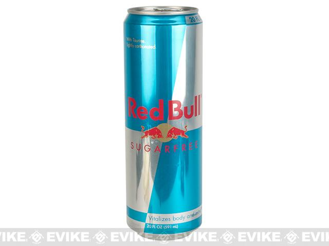 Red Bull Energy Drink 20oz - Sugar Free (Single)