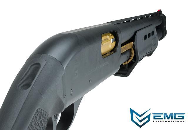 EMG Salient Arms Licensed M870 Magpul Airsoft Training Shotgun
