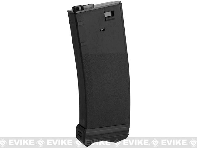 Modify XTC 190rnd Mid-Cap AEG Magazine for M4/M16 Airsoft AEG rifles - Black